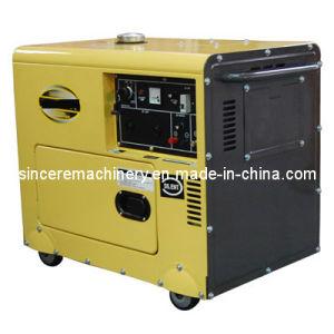 Silent Diesel Generator Set (SIN6500J)