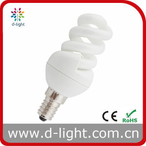 9W Full Spiral Super Mini Energy Saving Bulb (EUP 5)