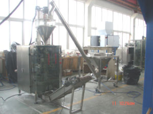 Automatic Powder Packing Machine (VFSL5000D) pictures & photos