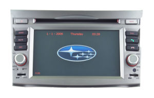 2 DIN for Subaru Outback/ Subaru Legacy DVD GPS Navigation with Bluetooth/Radio/RDS pictures & photos