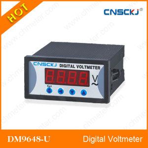 Dm9648-Du AC220V Digital Voltmeters with CE Certification