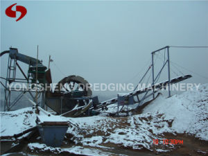 Iron Dredger From River/Sea Water pictures & photos