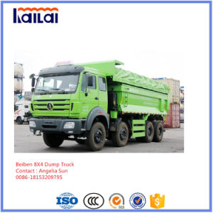Beiben 8X4 Tipper Truck Rhd for Indonesia Market pictures & photos