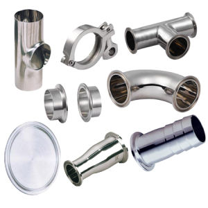 304/316L Sanitary Stainless Steel Elbow Fitting