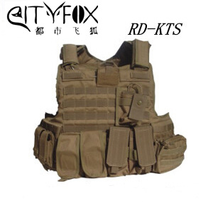 High Quality Military Nijiii Bulletproof Kevlar Soft Vest pictures & photos