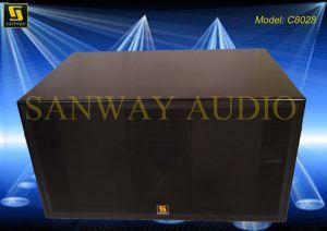 PRO Audio Speaker 2X18 Subwoofer (S8028) pictures & photos