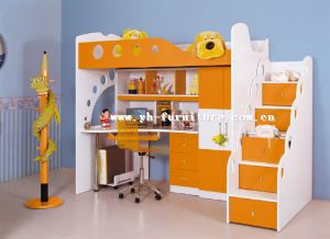 Children Bunk Bed (YH-10302)