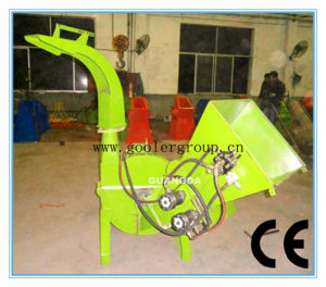 Leaf Shredder Wood Chipper, Tractor Wood Chipper, Branch Wood Chipper, CE Approved pictures & photos