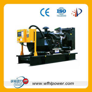 40-100kw Open Type Lovol Diesel Generator pictures & photos