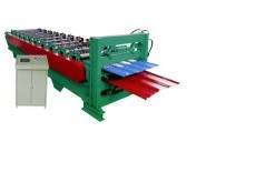 Double Decked Roll Forming Machine