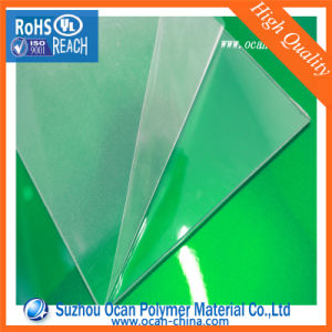 Thermoforming 500 Micron Clear PVC Sheet pictures & photos