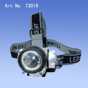 1W LED Headlamp (T3019) pictures & photos