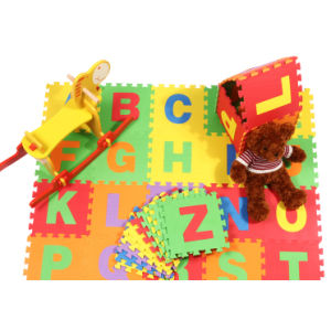 Environmental PVC Puz Toys for Baby Playing Mat pictures & photos