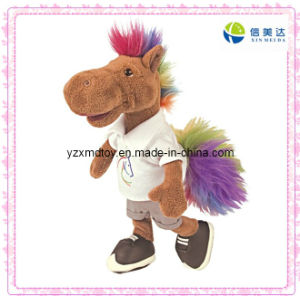 Standing Horse Toy with T-Shirt pictures & photos