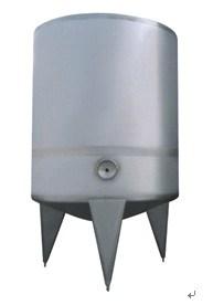 Single-Layer Milk Juice Yogurt Storage --Tank pictures & photos