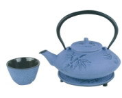 Cast Iron Teapot with Cups (CL1D-CCS8065-4) pictures & photos
