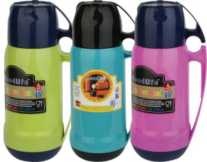 Plastic Vacuum Flask (26T100)