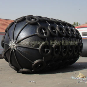 Yokohama Fenders Used (price) for Dock Port and Ship Boat Marine Protection pictures & photos