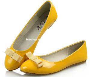 Traditional China Women Flat Shoes Simple Flats for Lady