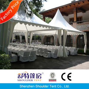 New Gazebo Pagoda Tent with 3X3m-10X10m pictures & photos