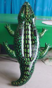 Inflatable Crocodile (HXH13)