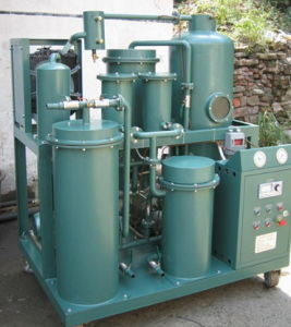 Vacuum Hydraulic Oil Purification Machine (TYA Series) pictures & photos