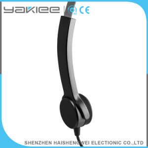 Clear Hear Bone Conduction Wired Hearing Aid Headphone pictures & photos