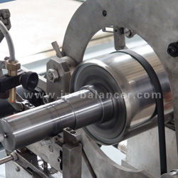 Stainless Steel Swing Frame with a Permanent Magnet Rotor Balancing Machine (PHQ-16F) pictures & photos