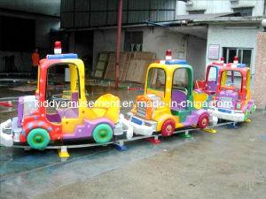 New Design Super Welcomed Kids Amusement Park Electric Car Train