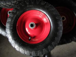 Trolly Tyre, Wheelbarrow Tyre pictures & photos