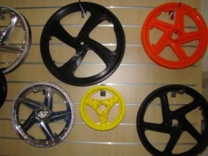 Bicycle/Bike Plastic Wheel
