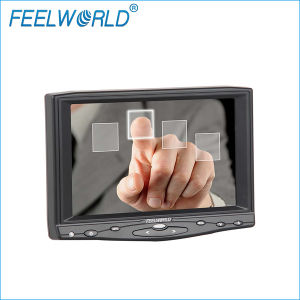 "7"" Touch Screen TFT LCD Monitor with VGA AV HDMI Input for Car PC"