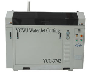 CNC Water Jet High Pressure System (YCG 3742)