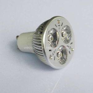 LED Light Bulb MR16 3W (E26, E27, GU10, E14)