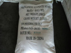 Manganese Sulphate Feed Grade pictures & photos