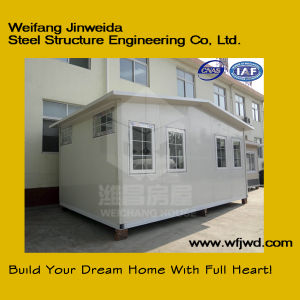 2017 Hot Sale Small Prefab House, Small Villa Home pictures & photos