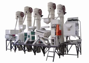 Combined Rice Processing Machinery (CTNM26B, CTNM26C) pictures & photos