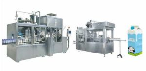 Aseptic Carton Milk or Juice Filling Machine pictures & photos