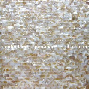 Shell Mosaic Mother of Pearl (HMP62) pictures & photos