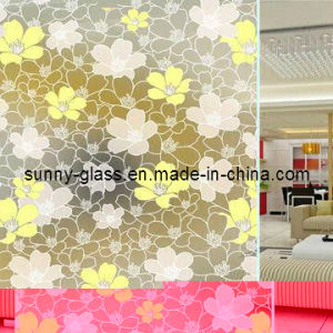 Patterned Glass Clear Patterned Glass Colored Patterned Glass pictures & photos