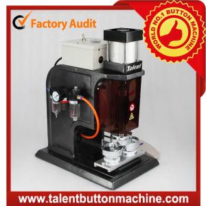 High Speed Interchangeable Safe Metal Slide Pneumatic Button Badge Making Machine Button Maker (SDAP-N22) pictures & photos