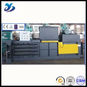 OEM Automatic Binding Horizontal Strapping Baler pictures & photos