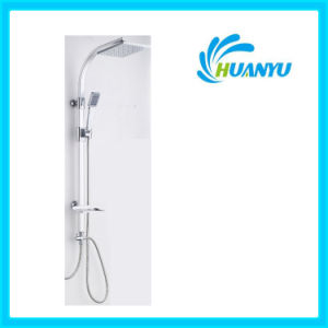 Shower Set with Hose and Shower Head (HY1001) pictures & photos