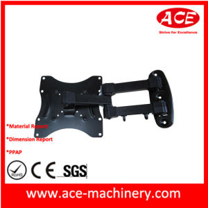Black Powder Coating Stamping TV Bracket pictures & photos