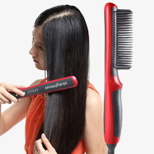Straight Hair Comb, Hair Straightener pictures & photos