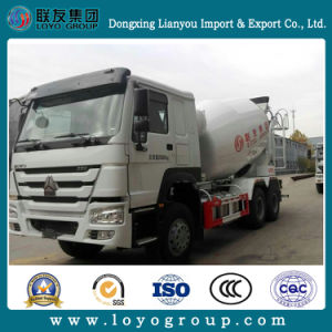 Sinotruk HOWO 6X4 with 10cubic Concrete Mixer Truck for Sale pictures & photos