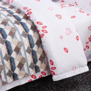 Wholesale Deluxe Cotton Hospital Bed Linen pictures & photos