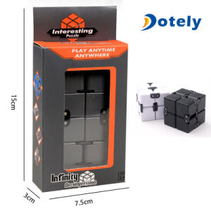Foldable Infinity Fidget Cube Sensory Office Toy pictures & photos
