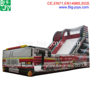 Inflatable Slides Giant Inflatable Truck Theme Slide for Sale pictures & photos