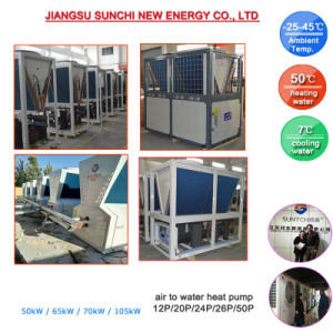 65kw 55kw Room Central Cooling Heating Air Conditioner Chiller pictures & photos